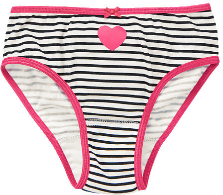 Gymboree Heart Stripe Panty
