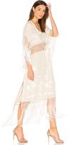 Free People Ella Fringe Dress