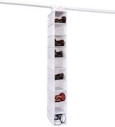 Macbeth Ikat 10-Shelf Hanging Shoe Organizer