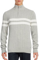 Nautica Cotton Half-Zip Pullover