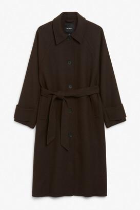 Monki Tailored coat
