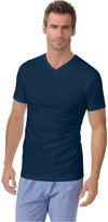 Polo Ralph Lauren Men's Slim-Fit Classic Cotton V-Neck T-Shirt 3-Pack