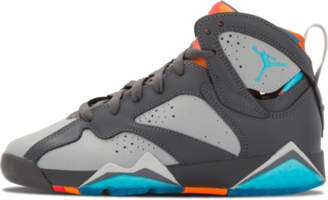 Jordan Air 7 Retro BG 'Barcelona Days' Shoes - Size 5Y