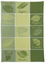 """Sur La Table Herb Kitchen Towel, 27"""" x 19"""""""