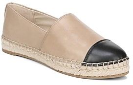 Sam Edelman Women's Krissy Leather Espadrille Flats