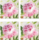 Cala Home Pretty in Pink Coasters (Set of 4)