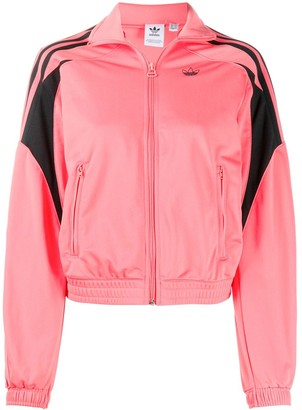 adidas Trefoil-Logo Sports Jacket