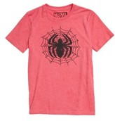 JEM Boy's Spiderman Graphic T-Shirt