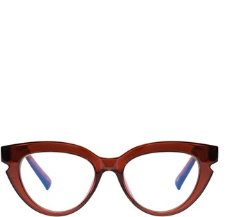 The Book Club 50mm Cat Eye Reading Glasses