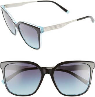 Tiffany & Co. 54mm Gradient Sunglasses