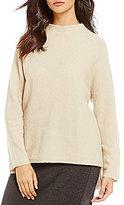 Eileen Fisher Funnel Neck Sweater