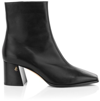 Jimmy Choo Bryelle Leather Ankle Boots