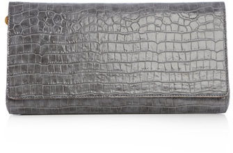 Stella McCartney Betty faux leather clutch