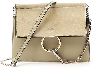 Chloé Faye Mini Chain Crossbody Bag
