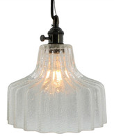 HomArt Stina Medium Glass Pendant Light