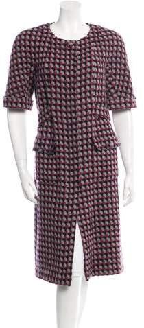 Chanel Long Cashmere Coat