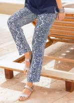 Together Print Trousers