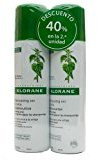 Klorane DRY Shampoo Sebo Regulating with Nettle, 3.2 Oz, Pack of 2