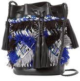 Antik Batik Kilan Small Cotton Bucket Bag