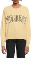 Sandro Yelli Wool & Cashmere Sweater