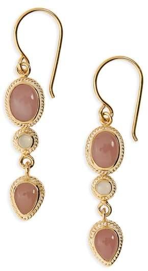 Anna Beck Stone Drop Earrings