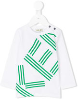 Kenzo logo long sleeved T-shirt