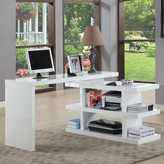 Wynell L-Shape Desk Orren Ellis