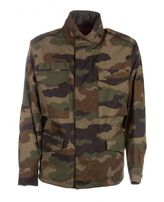 Moncler Camouflage Military Style Jacket
