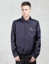 Paul Smith Red Ear Tropical Emb Coach Jacket