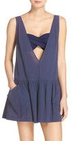 Milly Women's Cotton Cover-Up Dress