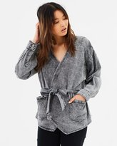 One Teaspoon Society Wrap Shirt