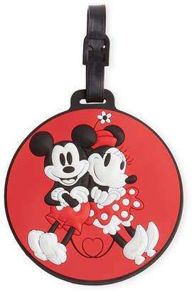 Disney Mickey & Minnie Mouse Luggage Tag