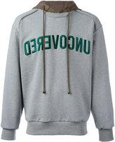 Juun.J printed hoodie - men - Cotton - 46