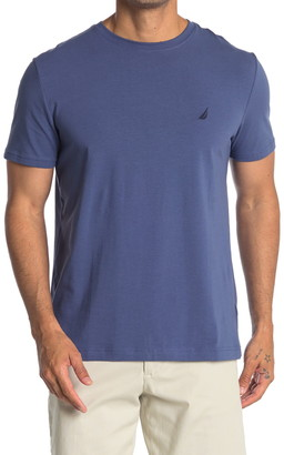 Nautica Short Sleeve Crew Neck T-Shirt