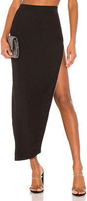 superdown Tawnie Zip Maxi Skirt