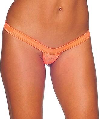 BodyZone Women's V Front Comfort Strap Thong
