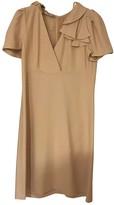 Prada Beige Wool Dress for Women