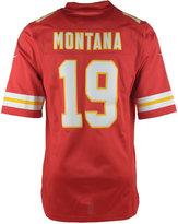 Nike Men's Joe Montana Kansas City Chiefs Limited Jersey