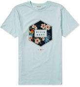 Billabong Men's Access Floral Logo-Print T-Shirt