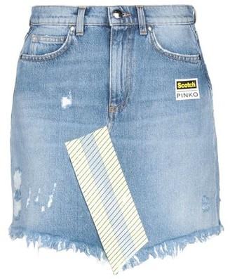 Pinko Denim skirt