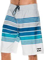 Billabong All Day Stripe Boardshort