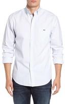 Vineyard Vines Men's Navy Beach Classic Fit Check Sport Shirt