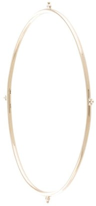 9kt yellow gold Alya bangle