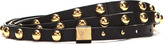 Diane von Furstenberg Haley Double Wrap Stud Belt