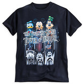 Disney Mickey Mouse and Friends Tee for Boys - The Twilight Zone: Tower of Terror