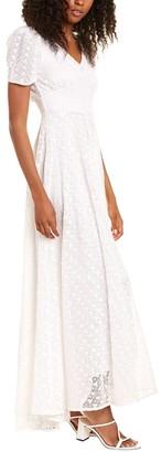 LoveShackFancy Castella Maxi Dress