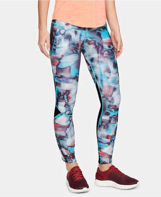 Under Armour Fly Fast HeatGear Printed Leggings