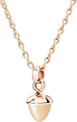 Tamara Comolli MIKADO 18k Rose Gold Sand Moonstone Pendant