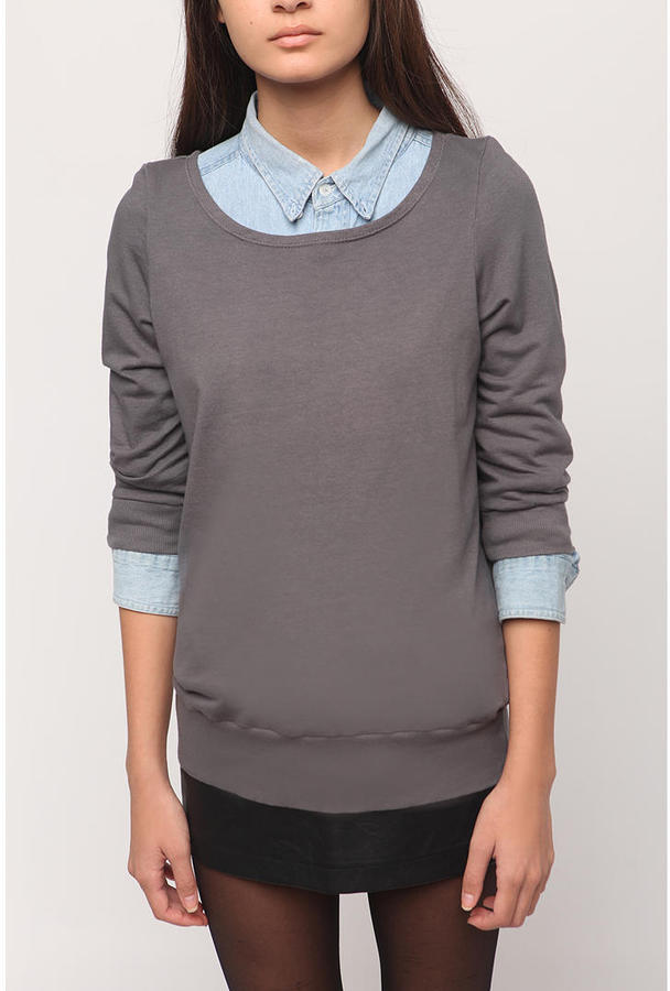 Truly Madly Deeply French Terry Pullover