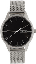 Uniform Wares Silver C40 Watch